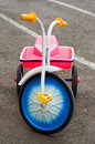 Children's tricycle Royalty Free Stock Photography