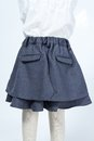 Children skirt on a mannequin for small dummy Royalty Free Stock Photos