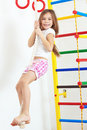 Children sports Royalty Free Stock Photo