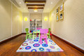Childrens entertainment room apartment eastphoto tukuchina Royalty Free Stock Images