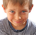 Childs face Royalty Free Stock Photo