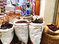Chiles market Royalty Free Stock Photo