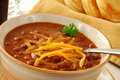 Chili and cheese Royalty Free Stock Images