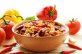 Chili con carne Stockbilder
