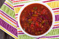 Chili con carne beef chili Royalty Free Stock Photo