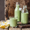 Chilled Cucumber Soup Royalty Free Stock Photo
