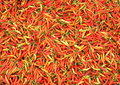 Chilli paprikas Royalty Free Stock Photo