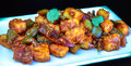 Chilly Paneer Royalty Free Stock Photo