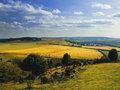 Chilterns Royalty Free Stock Images