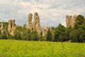 Chimney rock monoliths in Valley of the Monks Royalty Free Stock Photo