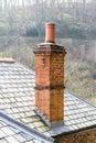 Chimney Top Royalty Free Stock Photo