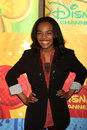 China Anne McClain at the Disney ABC Television Group May Press Junket 2011 Royalty Free Stock Images