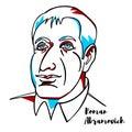 Roman Abramovich Portrait
