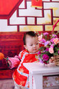 China dolls Royalty Free Stock Photo