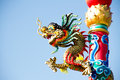 China Dragon Royalty Free Stock Photo