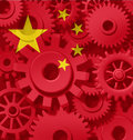 China industry manufacturing made in factory Stock Photography