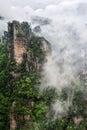 China Mountain At Zhang Jie Jia
