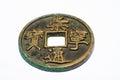 China numismatics Stock Photography