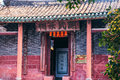 China old town a in guangdong province Stock Photography