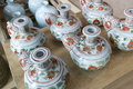 China Porcelain Royalty Free Stock Photography