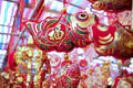 China's lunar New Year decoration Stock Photography
