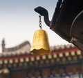 China shanghaj the temple of a remembrance deceased Royalty Free Stock Image
