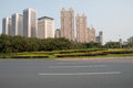 China shenyang city landscape in the Stock Photography