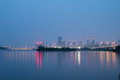 China shenyang night view of Stock Images