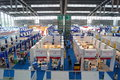 China shenzhen overseas chinese industry trade fair held in convention and exhibition center Stock Images