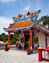 China temple Royalty Free Stock Photo