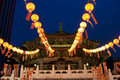 China town Royalty Free Stock Photography