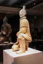 CHINA, XIAN - MARCH 14: Ping Ma Yong, Terra cotta army museum on Royalty Free Stock Photo