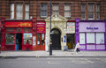 Chinatown London Royalty Free Stock Photography