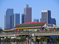 Chinatown Station in Los Angeles Stock Photography