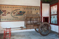 Chinese ancient carriage Stock Photography