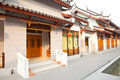 Chinese ancient town Royalty Free Stock Photo