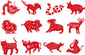 Chinese Animal Paper-cut