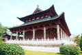 Chinese archaic building Stock Photography