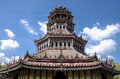Chinese Architecture Tower