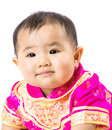 image photo : Chinese baby portrait