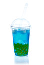 Chinese Bubble tea Stock Photo