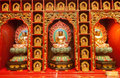 Chinese Buddha Tooth Relic Temple Royalty Free Stock Photo
