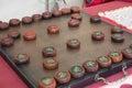 Chinese Chess (Xiangqi) Royalty Free Stock Photo