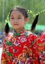 Chinese child Royalty Free Stock Images