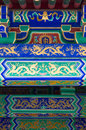 Chinese classical building detail of Royalty Free Stock Photos