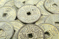Chinese Coins Stock Photos