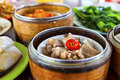 Chinese dim sum food it is a famous Royalty Free Stock Images