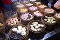 Chinese dimsum Royalty Free Stock Photo