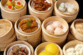 Chinese Dimsum Set Royalty Free Stock Photo