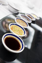 Chinese Dipping Sauce Royalty Free Stock Photo